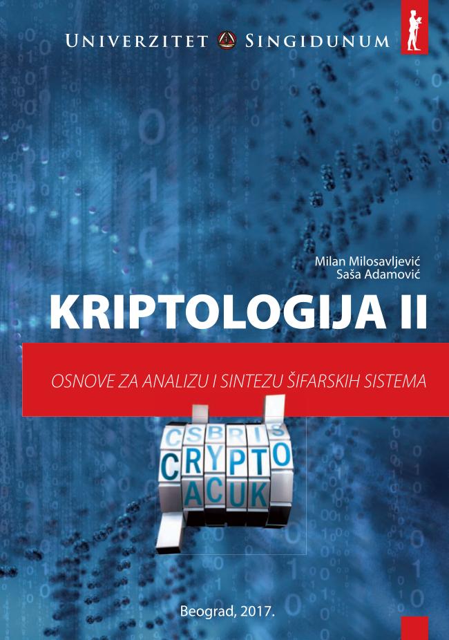 Kriptologija 2 - 2017